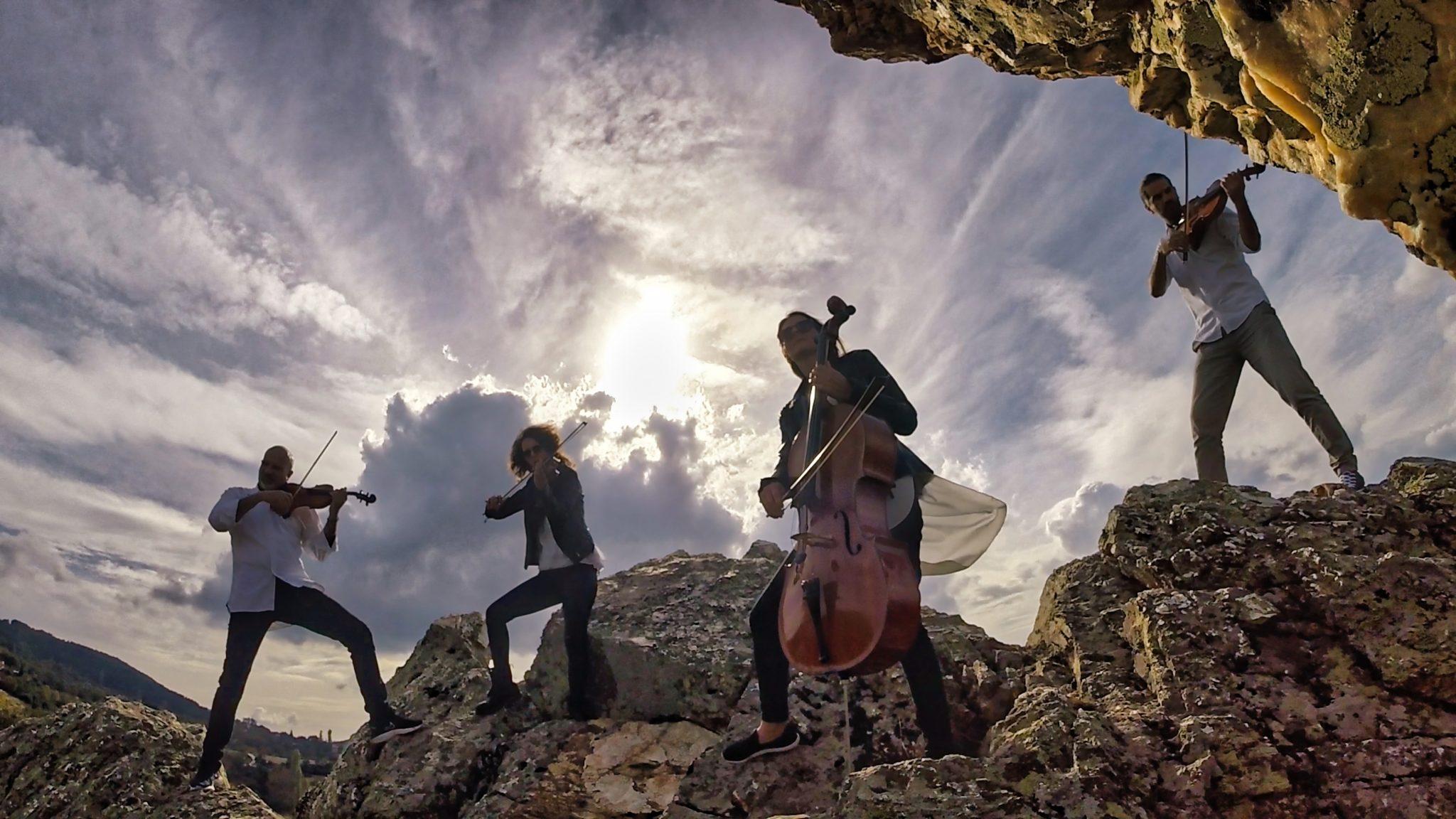«StormStringQuartet: Από τον Vivaldi στους Nirvana»
